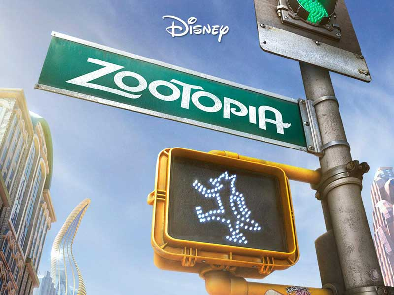 Film Animasi Zootopia Puncaki Box Office