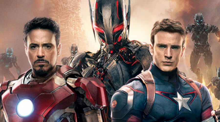 Raup Pendapatan Spektakuler, Civil War Puncaki Box Office