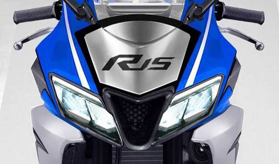 1 April, Yamaha Booking Online All New R15