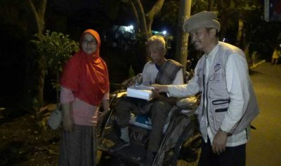 Ikasdasa-Yayasan Cheng Ho Gelar Sahur on The Road