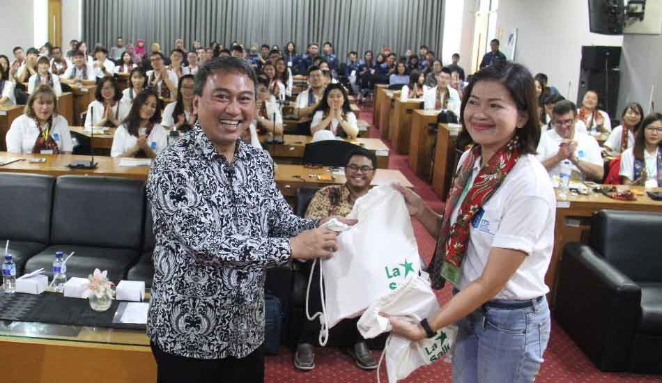 Peserta CommTech Camp ITS Beri Kontribusi buat Surabaya Smart City