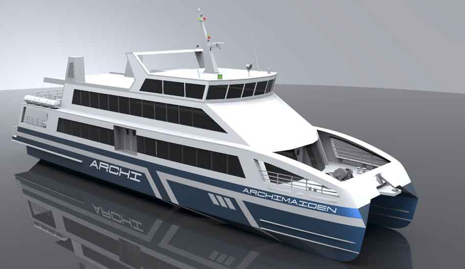 Good Job, ITS Raih Juara Kompetisi Kapal Ferry Safety Design di AS