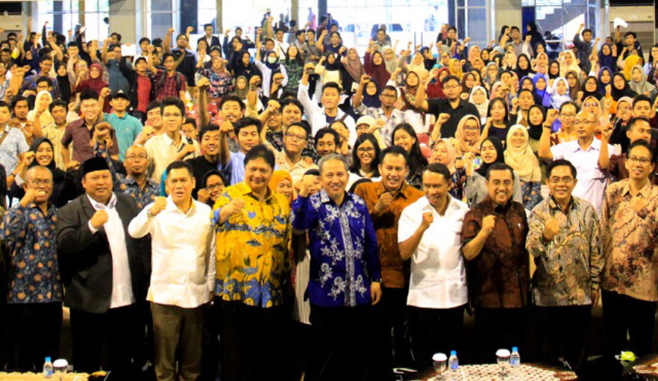 Menperin Sosialisasi Making Indonesia 4.0