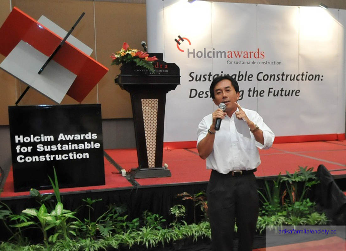 Launching Keempat Holcim Awards