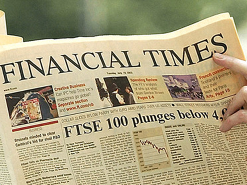 Investors in the UK are keeping a sharp eye on the FTSE Index, after day when the London Stockmarket recorded it's worst showing since December 1996.   *  Despite an effort by George Bush to halt the slide of the Dollar, the US currency continues to slide, sparking fears of a recession that could effect markets worldwide.