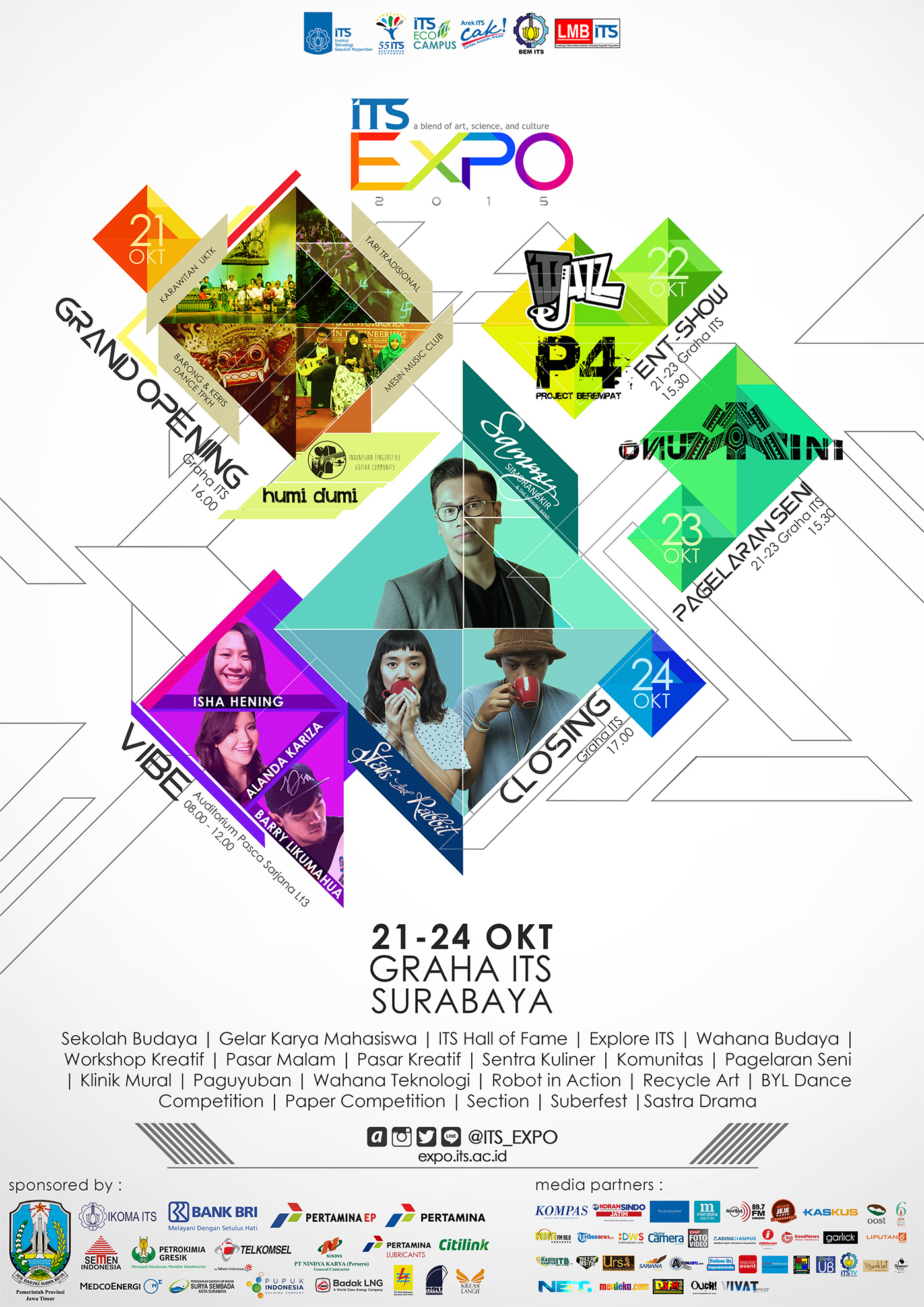 ITS EXPO 2015 - poster all