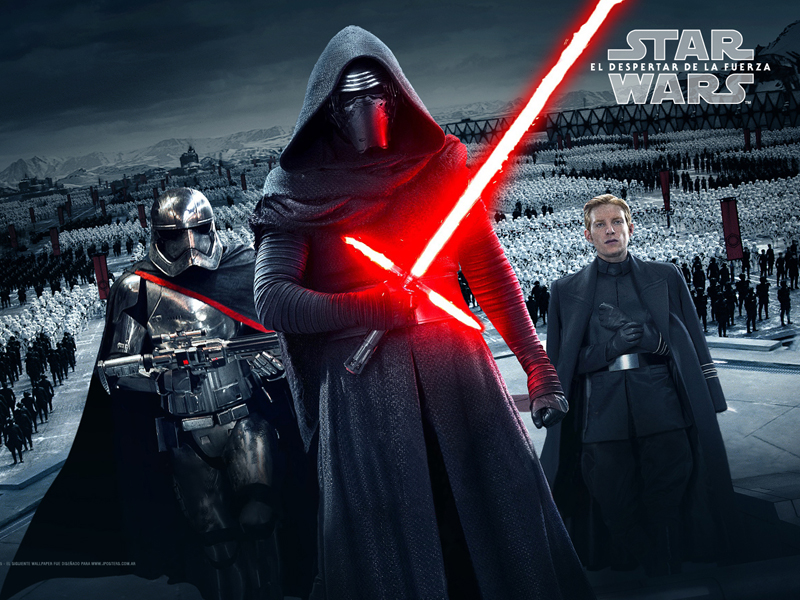 Rekor Box Office.Star Wars: The Force Awakens Bertambah