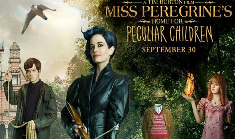 Diangkat dari Novel Laris, Film Miss Pelegrine's Home for Perculiar Children Puncaki Box Office