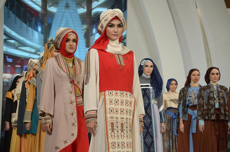 Kunjungi, Moslem Fashion Festival 2016 di Royal Plaza