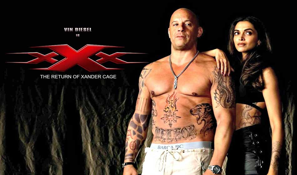 Neymar Jr  Tampil Bareng Vin Diesel di Film xXx: The Return of Xander Cage
