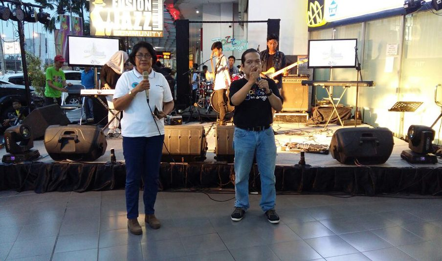 BNN Surabaya Gelar Jazz Zay No to Drugs di Cito