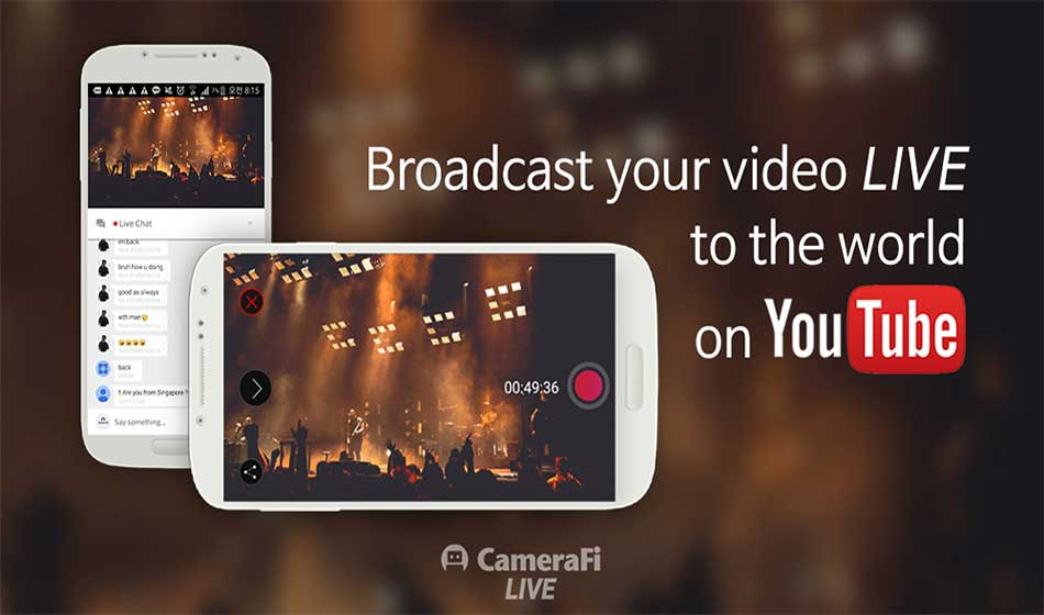 Kini Aplikasi YouTube Bisa Live Streaming