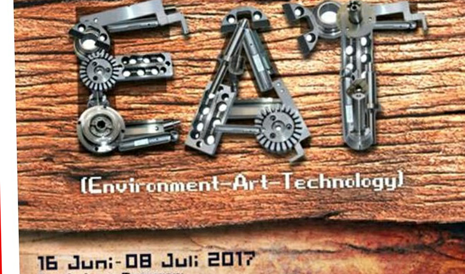 HoS Gelar EAT Environment-Art-Technology