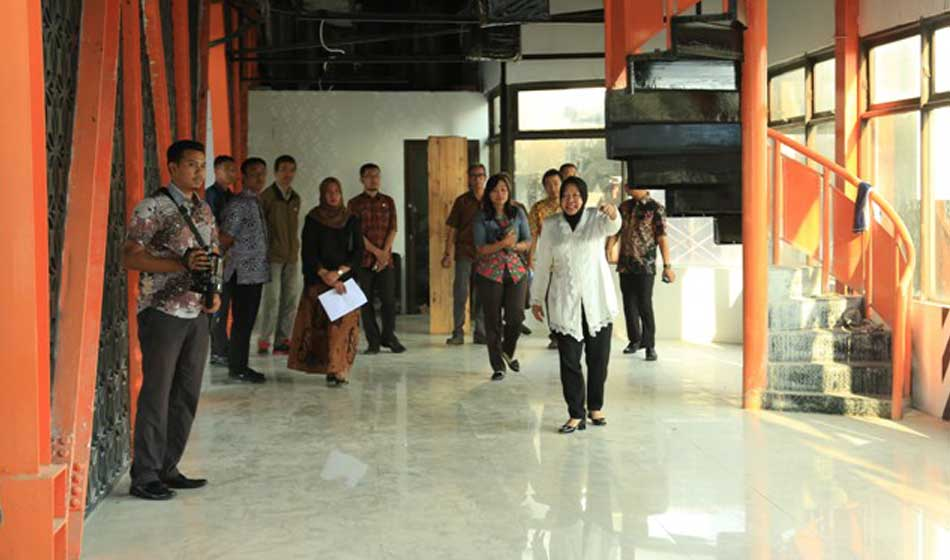 Agustus, Tim Google Mengajar di Co-Working Space Siola