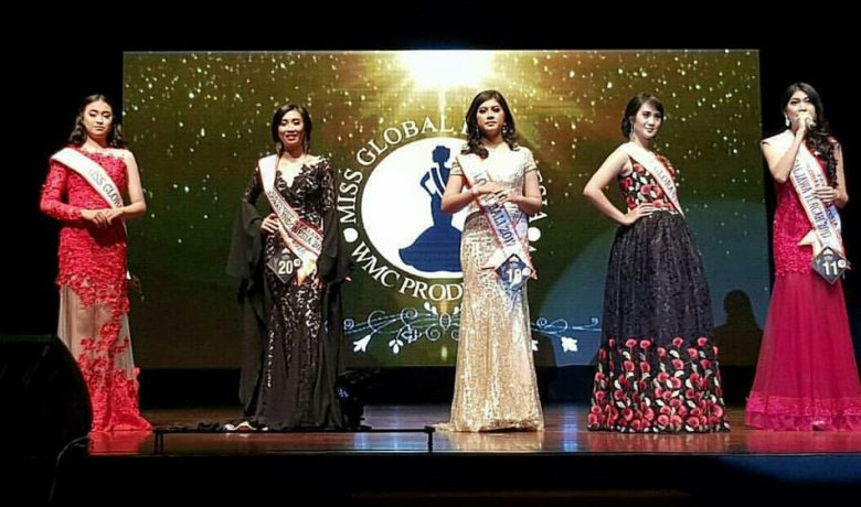 Mahasiswi ITS Wakili Indonesia di Ajang Miss Global di Amerika