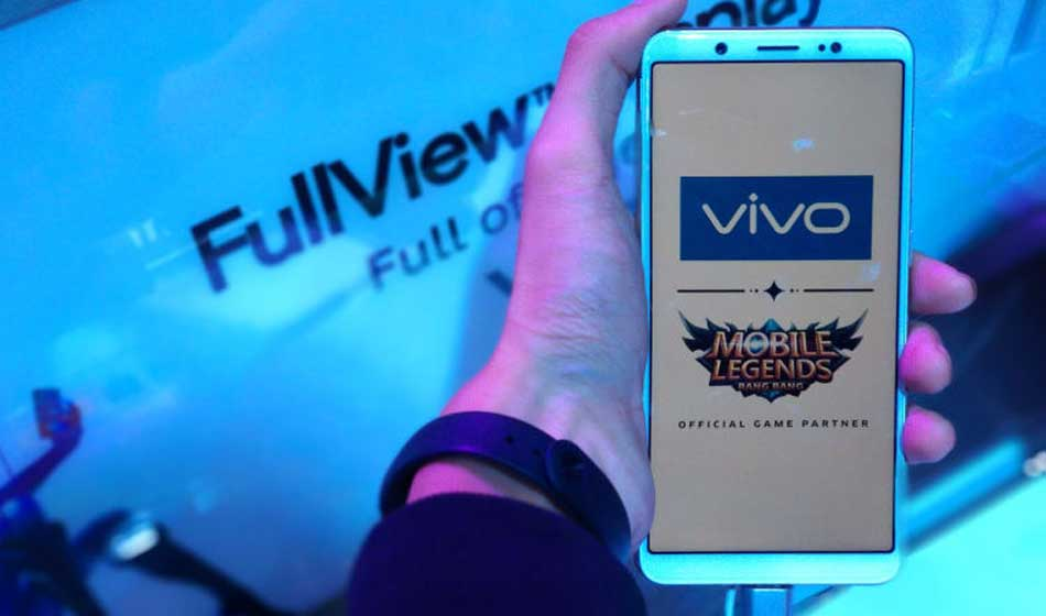 Vivo Luncurkan V7 Edisi Mobile Legends