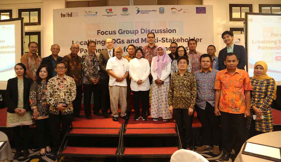 Surabaya Dipercaya Gelar FGD Sustainable Developments Goals