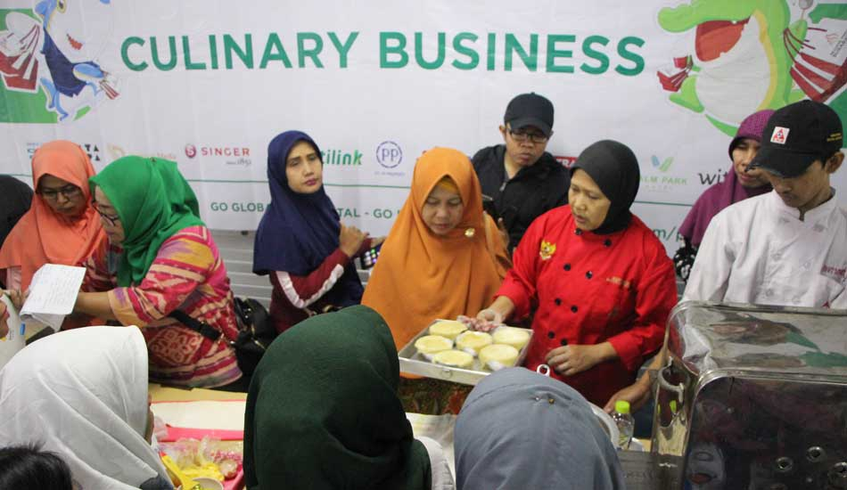 Bedah Resep Zuppa Soup di Culinary Business