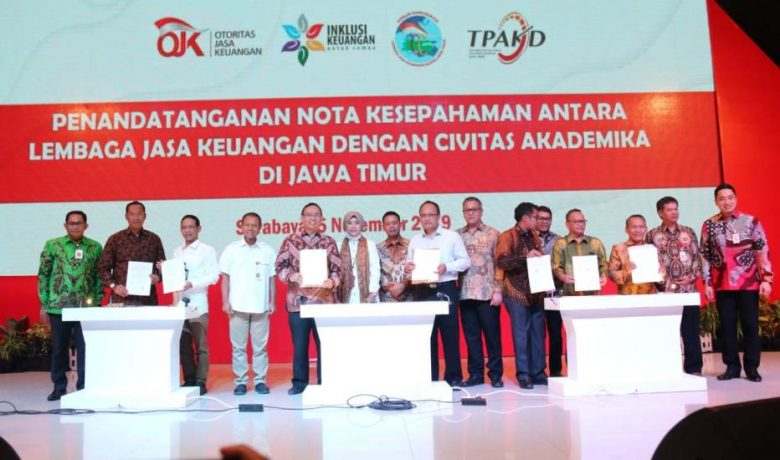 Jatim Well Financial Literated Libatkan 1.000 Mahasiswa